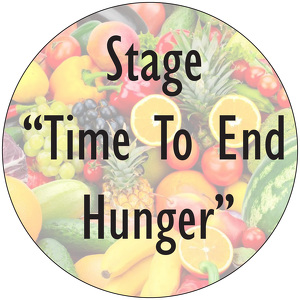 "Stage ""Time To End Hunger"" (Stagetime Productions)"